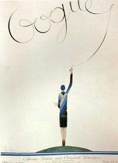 Georges Lepape for Vogue