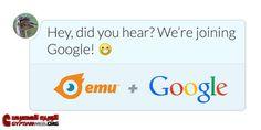 جوجل تشترى تطبيق Emu للدردشة النصية   اخبار التكنولوجيا   الويب المصرى