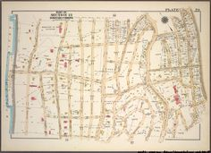 Atlas of borough of the Bronx, Sections 9 10 11...