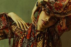 Cover Story | Far & Away: Exotic fashion to fall in love with, starring Pooja Mor | Magazine | NET-A-PORTER.COM