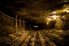 Underground Coal Mine Pictures | Underground Coal Mine : West Virginia : USA