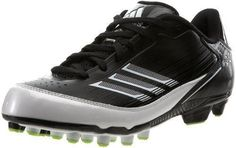 487bee4ec Athletic ADIDAS Men s Scorch X FieldTurf Low Black Football Cleats Size 9  NEW