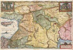 Frizzifrizzi » Tesori d'archivio: oltre 2000 antiche mappe da scaricare in alta risoluzione