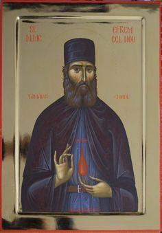 Byzantine Art, Orthodox Christianity, Orthodox Icons, Nicu, Ancient History, Holy Spirit, Saints, Statue, Baseball Cards