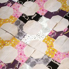 I'm currently obsessing over bowtie quilts