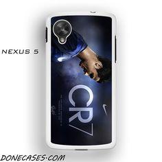 skin ps4 ronaldo for phone case Nexus 4/5