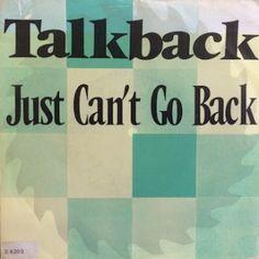 Funk-Disco-Soul-Groove-Rap: Talkback - Just Can't Go Back