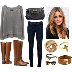 """comfy winter"" by madelinecoke on Polyvore"