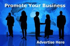 promote your business on my website