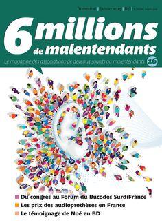 6 Millions de Malentendants #16 - Janvier 2015