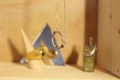 We love this beaten silver circle necklace. www.sanchosdress.com #ethicalfashion #fairtradefashion #sustainablefashion #fairtrade #fairtradejewellery #ethicaljewellery