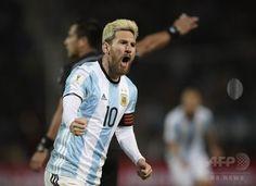 股関節を痛めたメッシ、ベネズエラとのW杯南米予選を欠場へ