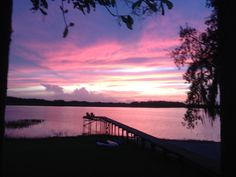 This photo was taken on one of our properties. www.lakefrontcottagesllc.com