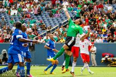 "Martinique tried to upset Mexico as well. Try as they did, Mexico won the day 3-1, eliminating ""Les Matinino"" from the Gold Cup."