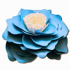 Bits of Paper: More Paper Flowers!