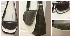 Sac besace Musette c