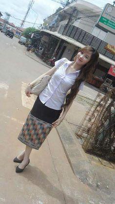 ระหว่าง สาวลาว กับ สาวไทย คุณเลือกใคร?? - Dek-D.com > มีรูปเด็ด > รูปคนน่ารัก