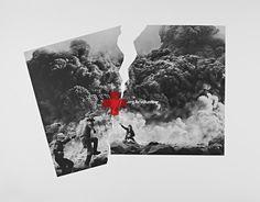 Quảng cáo lay động con người của Hội Chữ Thập Đỏ 6