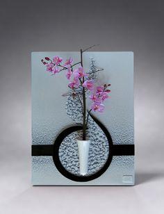 Dominique et Patrick Protet 3d Canvas Art, Diy Canvas, Diy Wall Art, Wood Wall Art, Ikebana, Multimedia Arts, Deco Floral, Mural Art, Texture Art