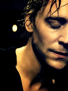 Tom Hiddleston as Prince Hal in King Henry IV.  From Tumblr