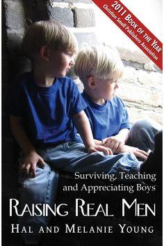 A great book on raising boys!