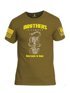 Battleraddle I Drink to Fight Yellow Sleeve Print Mens Blended Hoodie with Pockets