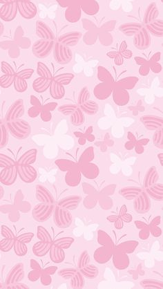 Iphone Background Wallpaper, Butterfly Wallpaper, Cellphone Wallpaper, Aesthetic Iphone Wallpaper, Aesthetic Wallpapers, Pastell Wallpaper, Hippie Wallpaper, Kawaii Wallpaper, Pink Wallpaper