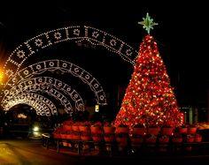 Gramado's Christmas Tree - Gramado, Rio Grande do Sul