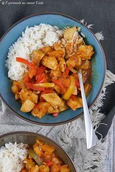 Hähnchen süß-sauer   Rezept   Kochen   Essen