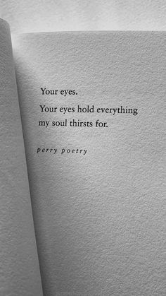 Soulmate And Love Quotes: Everything I Thirst For - Anna Kirchner - # . - Soulmate And Love Quotes: Everything I Thirst For – Anna Kirchner – # thirsty - Poem Quotes, Words Quotes, Life Quotes, Soul Qoutes, Soul Love Quotes, Citation Photo Insta, Inspirational Quotes About Love, Love Sayings, I Still Love You Quotes