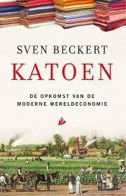 BECKERT Sven, Katoen. De opkomst van de moderne wereldeconomie. 2016