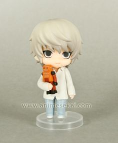 Nendoroid Petit Death Note Case File #02 - Near Figure with Robot