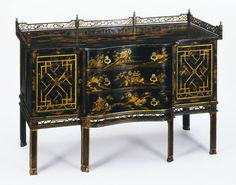 Dressing table | Linnell, John | V Search the Collections