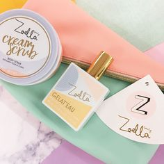 NEW Zoella Jelly & Gelato Range Zoella Makeup, Zoella Beauty, Beauty Makeup, Youtuber Merch, Youtubers, Beauty Packaging, Packaging Ideas, Zoella Products, Zoella Lifestyle