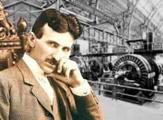 Νίκολα Τέσλα (1856 – 1943): Σέρβος φυσικός και εφευρέτης, από τους πρωτοπόρους στη χρήση του εναλλασσόμενου ηλεκτρικού ρεύματος.