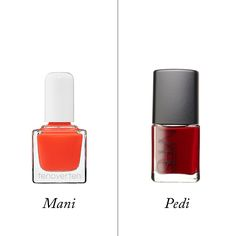 Fresh Paint Job: 15 New Mani/Pedi Pairings To Try | The Zoe Report