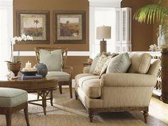 Tommy Bahama Beach House Living Room Set