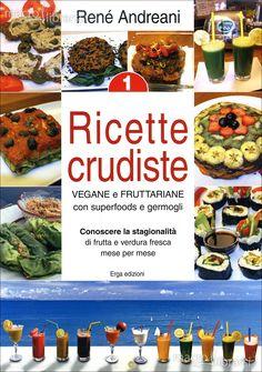 René Andreani - Libro/Calendario per conoscere la stagionalità di frutta e verdura mese per mese