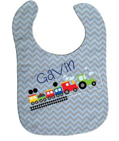 Personalized choo choo train baby bib baby gifts baby shower personalized choo choo train baby bib baby gifts baby shower gift by 9mosmaternity on etsy personalized baby bibs pinterest bibs personalised baby negle Gallery