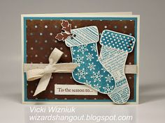 Wizard's Hangout: Christmas cards