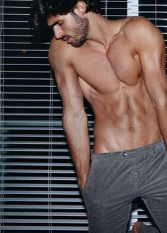 thehunkform:  Juan Betancourt by Milan Vukmirovic in Fashion for Men #04
