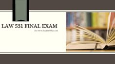 Exam Answer, Final Exams, Finals, Law, This Or That Questions, Business, Free, Store