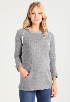 Sweaters Pomkin LOUISON - Sweater - grey Donkerblauw: € 66,45 Bij Zalando (op 26-2-18). Gratis bezorging & retour, snelle levering en veilig betalen!