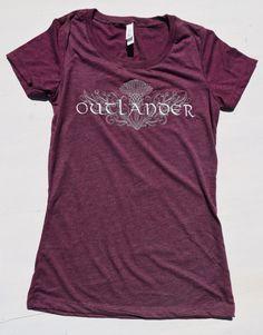 Outlander inspirierte T-Shirt Outlander von NewVintageEmbroidery