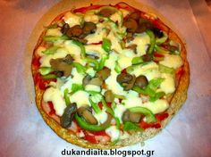 All About The Dukan Diet: Protein Only Recipes Ducan Diet Recipes, Protein Diets, Diet Tips, Vegetable Pizza, Sugar Free, Healthy Living, Easy Meals, Lose Weight, Food And Drink