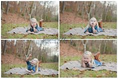 Loved this little girl!  Three Year Old Session.   {Knoxville Children Photographer Sprouting Hearts Photography}