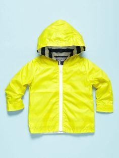 Splendid UnisexReversible Rain Jacket