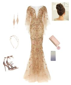 """""""Prom wear"""" by gods-1gal ❤ liked on Polyvore featuring Marchesa, Dorothy Perkins, Tiffany & Co., Kate Spade and Charlotte Russe"""