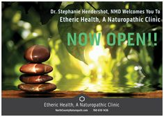 Etheric Health is now open!