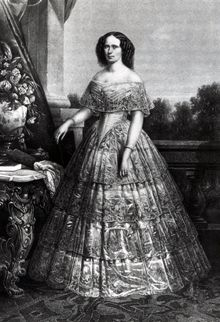 Queen Sophie of The Netherlands, princess of Württemberg